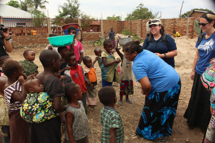 How to Aid for Africa Mission Settlement