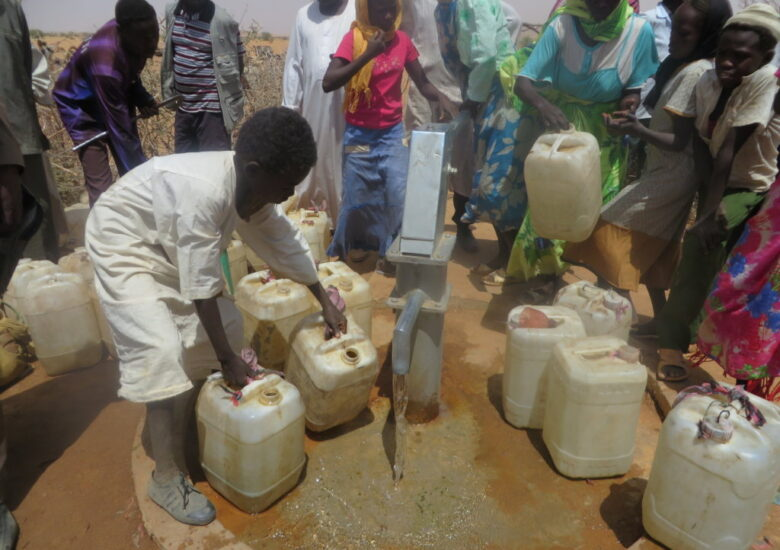 donate to charity water projects in africa