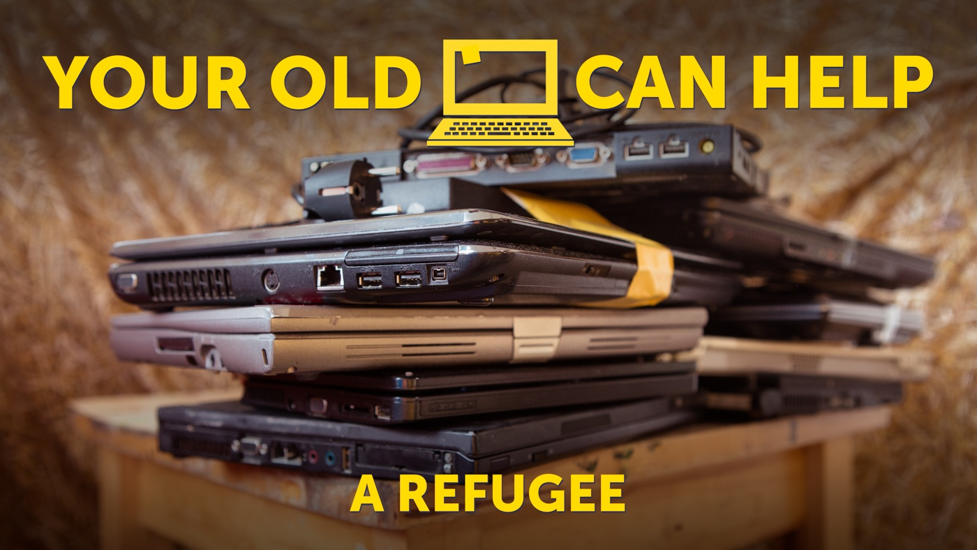 Where to donate old computers near me