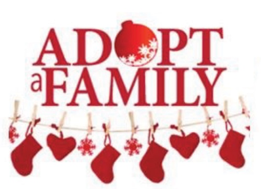 Adopt a family for christmas near me