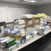 Where can i donate unused medical supplies near me