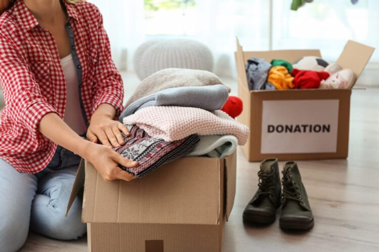 Best charities to donate clothes and household items